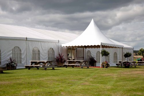 spire marquees